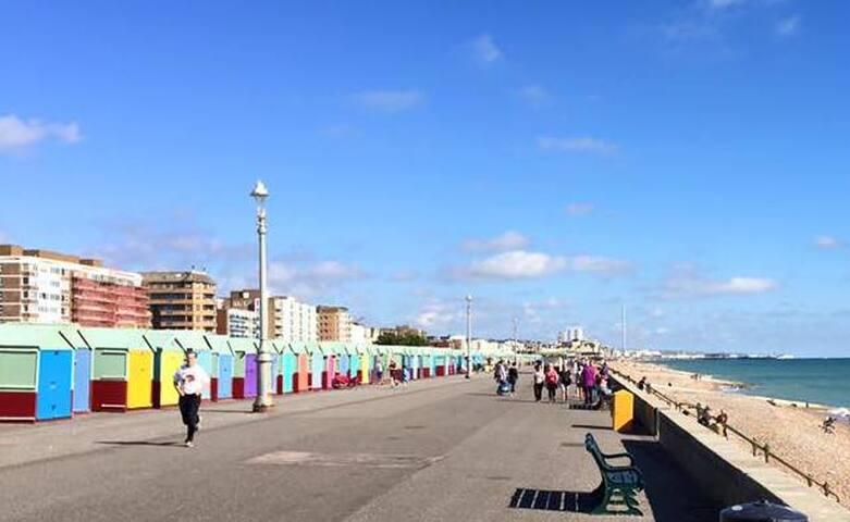 Hove seaside family retreat - Hove