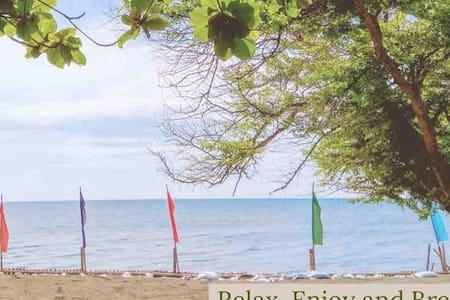 Unassuming entire Iloilo Beach resort 10pax