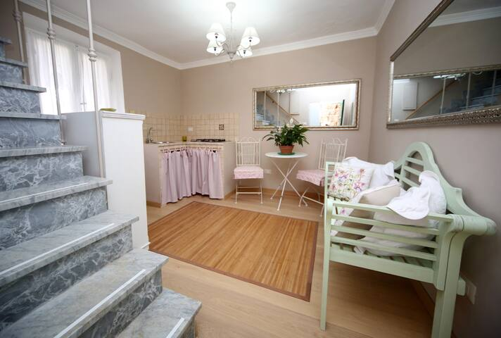 Sacro Bosco Apartment - FAGGIO in centro storico - Mugnano - Apartament
