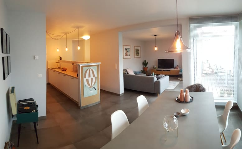 Gorgeous Penthouse in the Heart of Sankt Vith