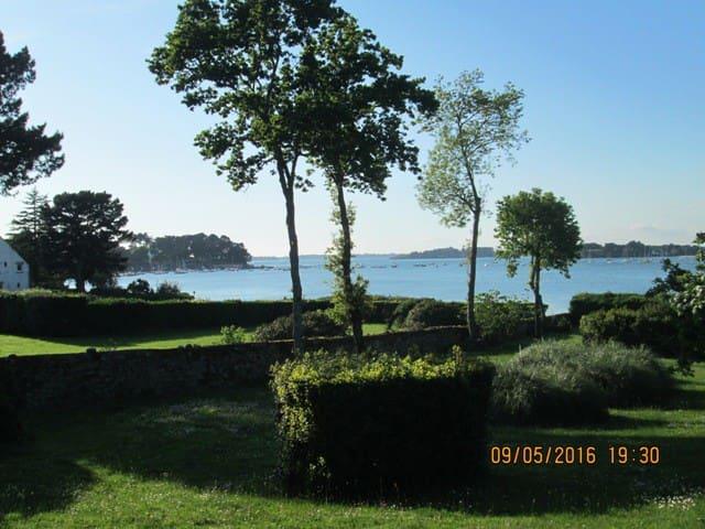 Chambre  avec vue sur le golfe - Sarzeau