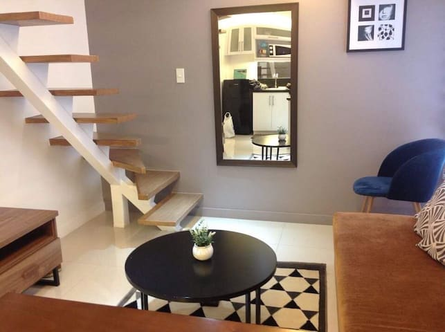 Loft Type 2BR Condo Unit at Fort Victoria