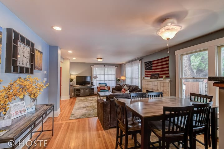 3BR | Mid-Term & Corporate Rental | Dogs Allowed