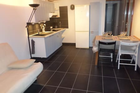 GROUND FLOOR CHALET NEW,FULL SOUTH,4PEOPLE - ラクルーザ - アパート