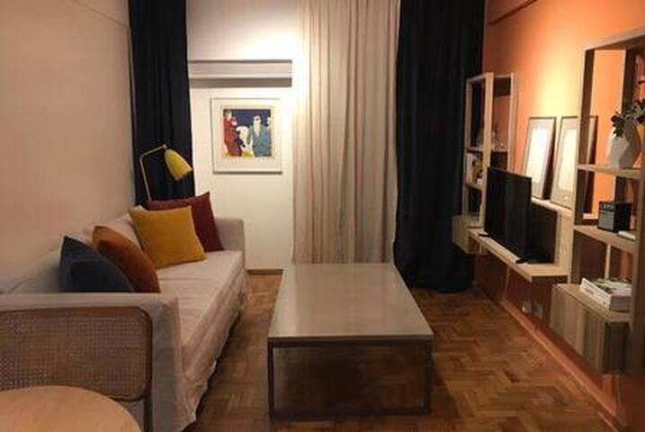 Stylish aparment in Palermo