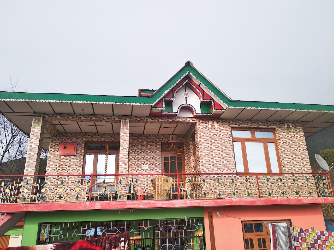 The Homestay :) Front view