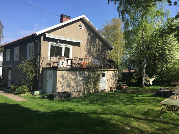 Last minute! Nice house near ESC.