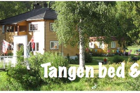 tangenbb.com  Bed&breakfast / leilighet/romutleie - Drangedal
