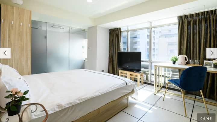 MRT Premium Suite Center of Taipei 102月租