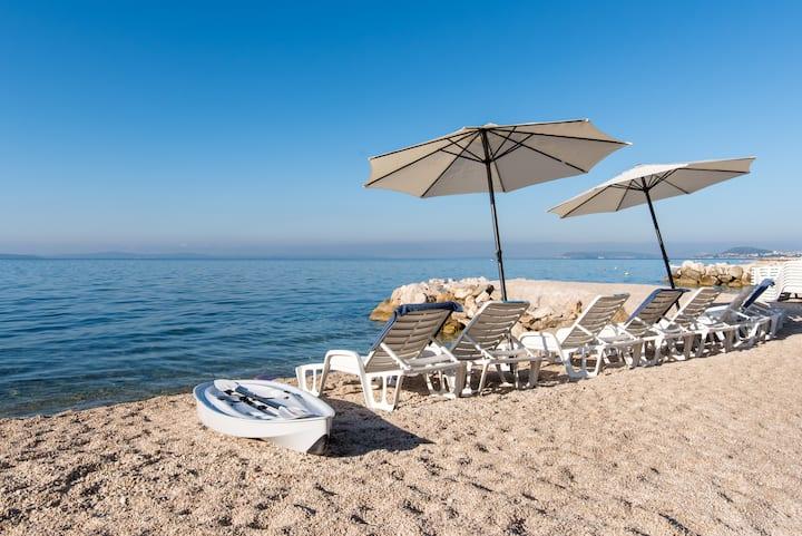 Panoramic studio Zanic, ON THE BEACH