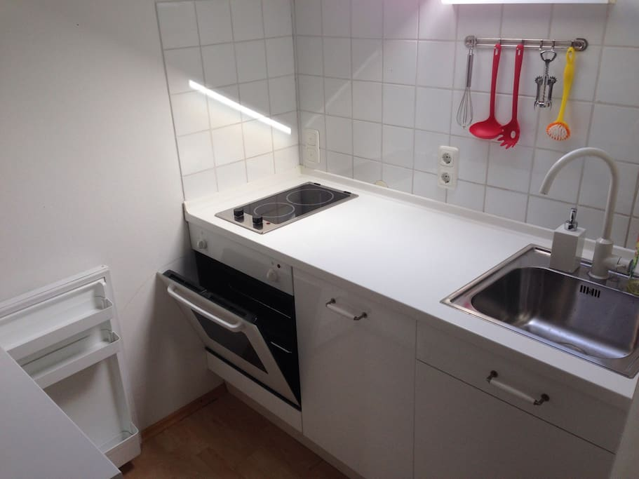 Full equipt Kitchen