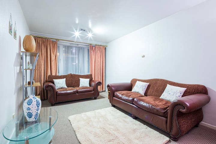 Spacious , bright & comfy flat in london - London - Apartemen