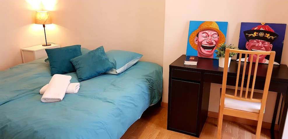 Chambre 1 / Bedroom 1 - King Size