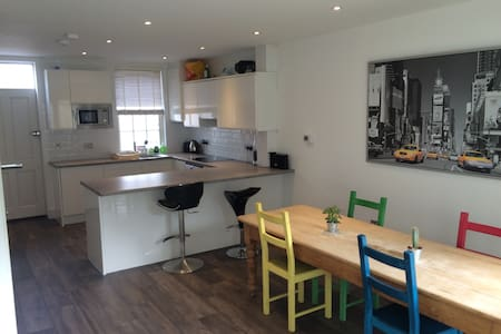 Large ensuite room with balcony - Oxford