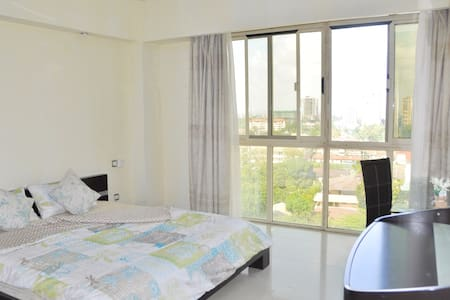 City and Sea View Two Bedrooms Apartment - Dar es Salaam