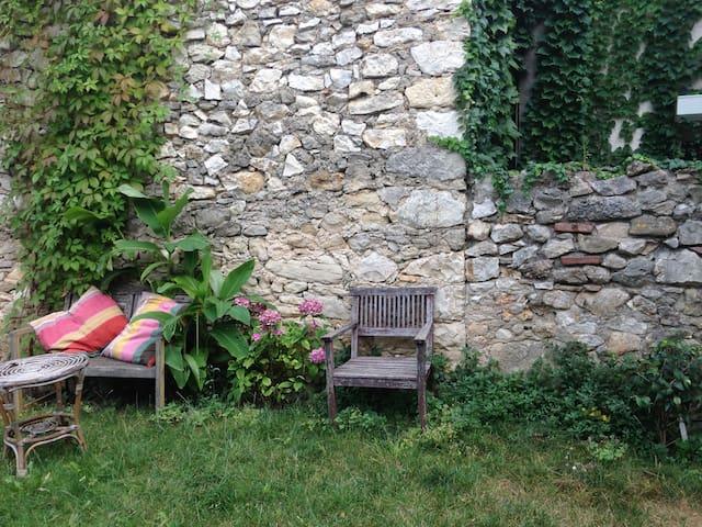 Maison de village 130 m2 avec jardin - Saint-Gély-du-Fesc - Huis