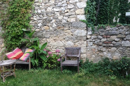 Maison de village 130 m2 avec jardin - Saint-Gély-du-Fesc
