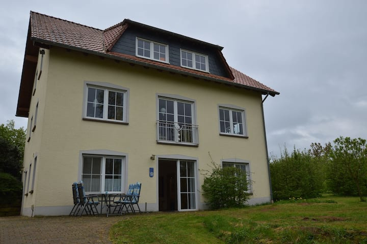 Comfy Apartment in Gransdorf with Garden