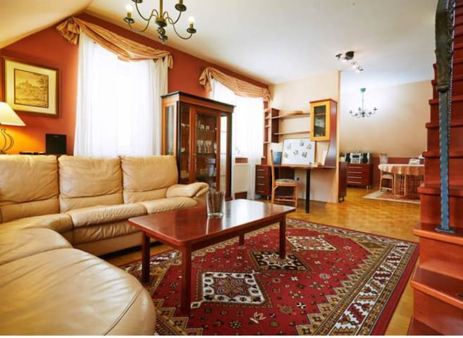 Charming apartment with balcony - Trebnje - Apartamento