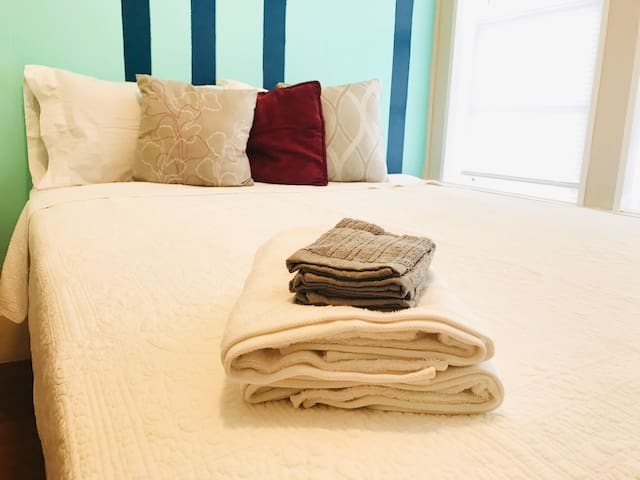 Honey Bee Suite Perfect For Longer Stays