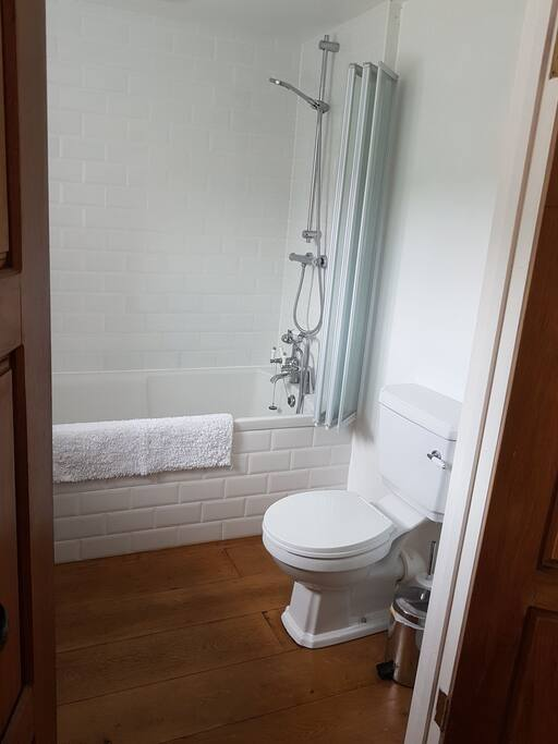 Ensuite bathroom to the main bedroom