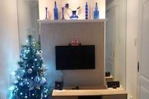 It's christmas time in Mi Casa.