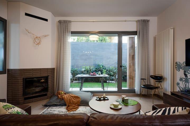 Edelweiss Faqra Club - 2BD Chalet + Nanny Room