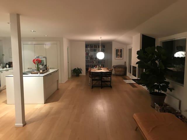 Luxurious bungalow with great garden in Copenhagen