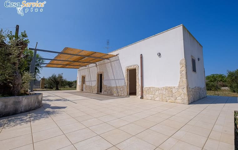 """Villa """"La Dolce Vita"""", Gallipoli, a 6km dal mare"""