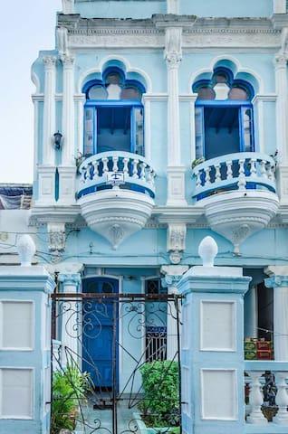 """Colonial House """"Casa Azul"""" - Vedado"""