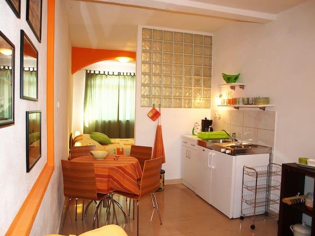 Studio Villa Dona 2+1 - Makarska - Appartement