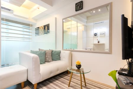 Hotel Like Condo right beside The 30th Ayala Mall - Pasig - Wohnung