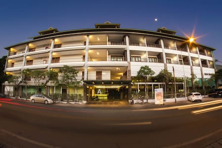 Siam Triangle Hotel - Mueang Chiang Rai