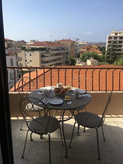 Joli Appartement au coeur de Cannes
