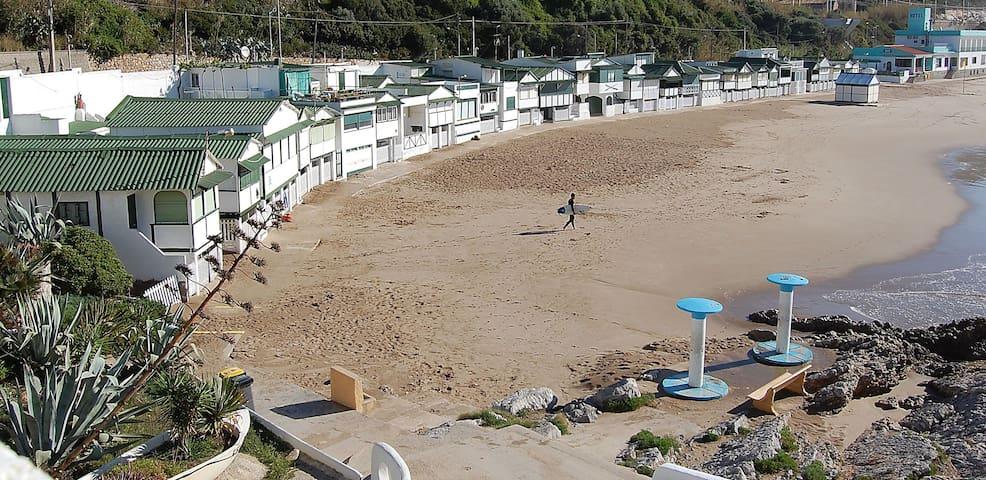 Beach Les Casetes de Garraf