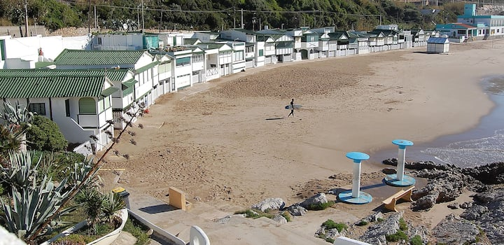 Beach Les Casetes de Garraf- SAFE APARTMENT