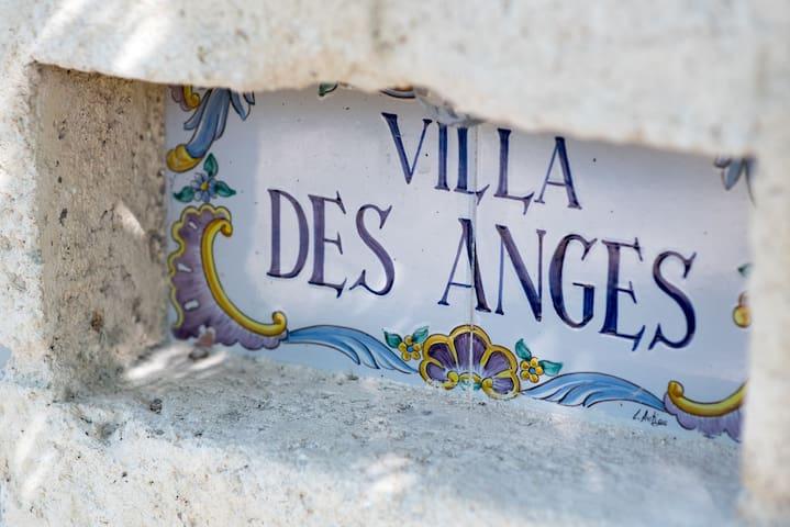 Villa Des Anges.