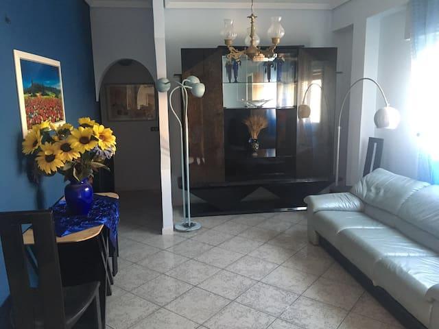 VILLA DELLE SABBIE D'ORO 1 - Manfria - Apartamento