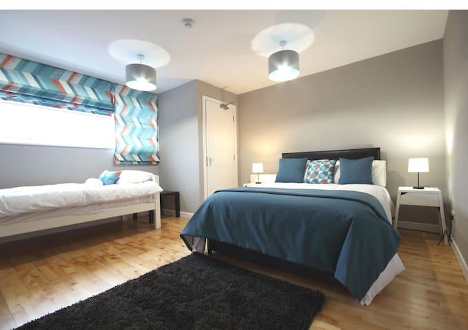Apartment Suite with Excellent Facilities