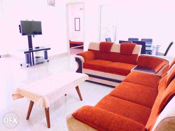 "Service Apartment - Heart of ""Trivandrum"" city,KL"