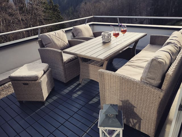 🌟Winterberg Cityflair🌟 mit privater Terrasse 🌞