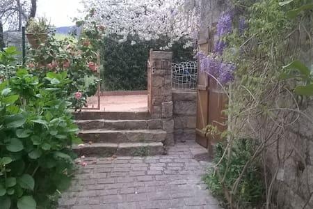 maison de caractère en pierre - Grosseto-Prugna