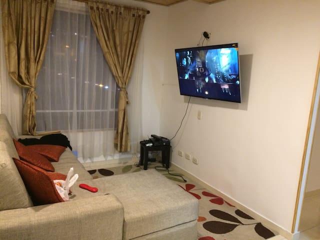 Apartamento súper acogedor - Bogota - Apartament