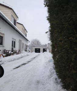 Zimmer auf dem Land in der Nähe Flgh MUC - Fraunberg - Appartement