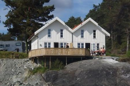 Sjøhus - Stord