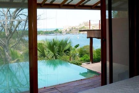OCEAN VIEW HOME WITH SWIMMING POOL - Playa Flamingo - House