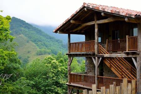 Apartamentos de lujo en la montaña (2 habitacion). - Arantza - Huoneisto