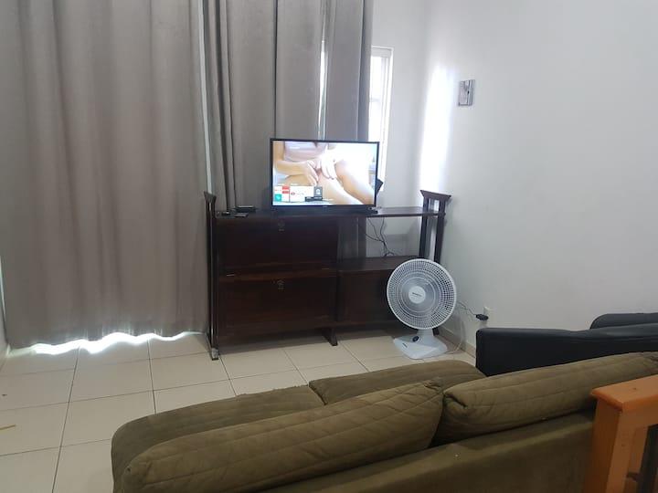 Apartamento de hospedagem-girassol
