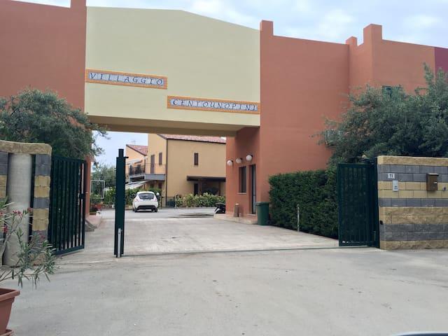 Villetta in Residence, Centounopini. - Contrada Pistavecchia 1 - Leilighet