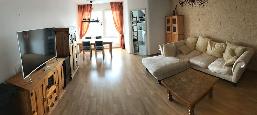 80 m2 modern duplex with medieval accent - Siegburg - Apartment